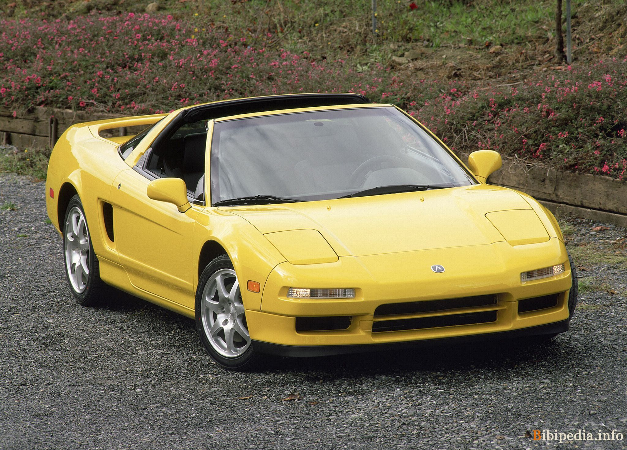 2001 Acura NSX-T photo - 5