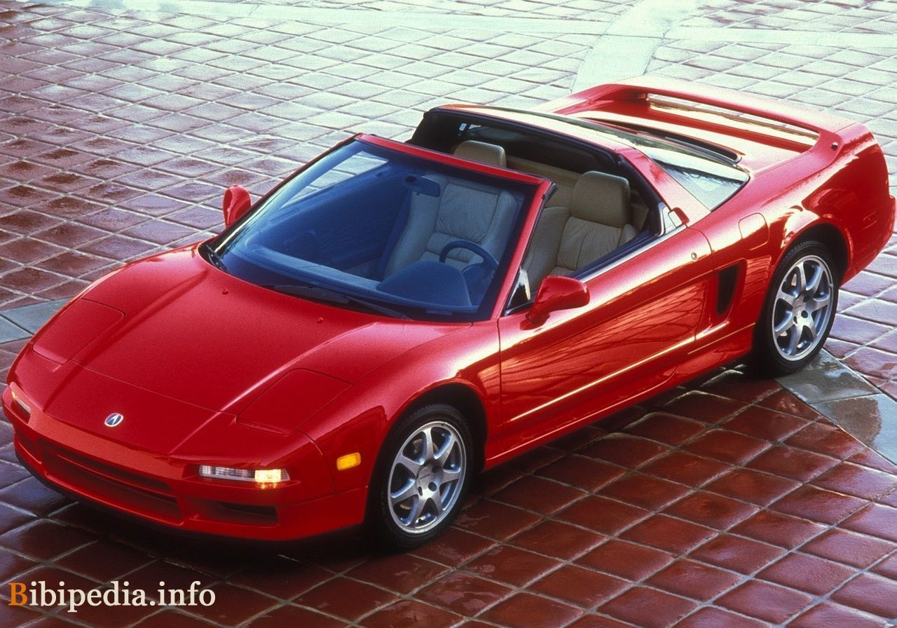 2001 Acura NSX-T photo - 7