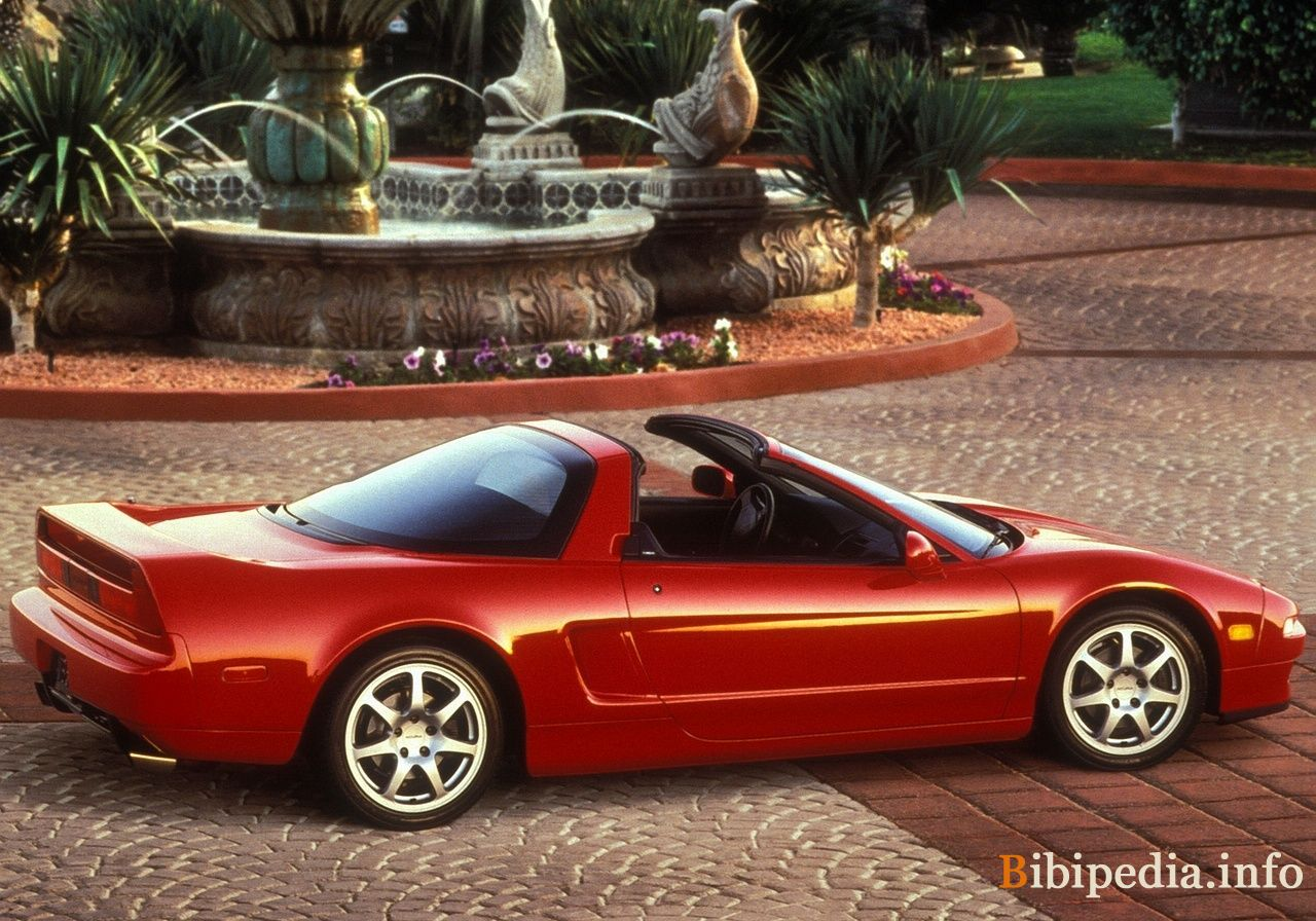 2001 Acura NSX-T photo - 9