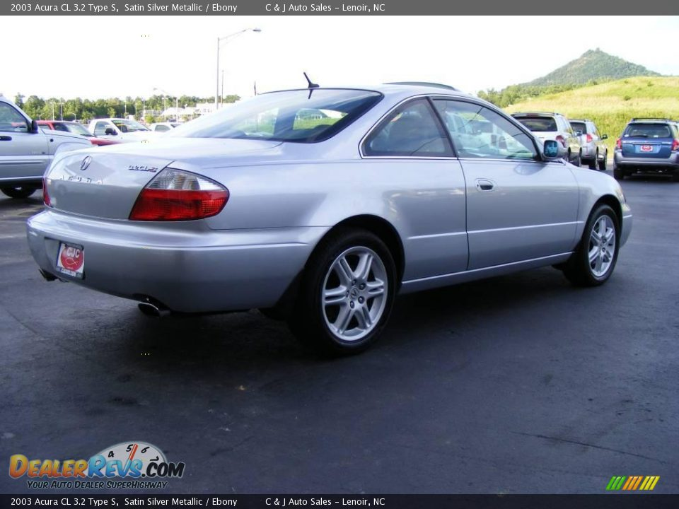 2003 Acura 3.2 CL Type-S photo - 8