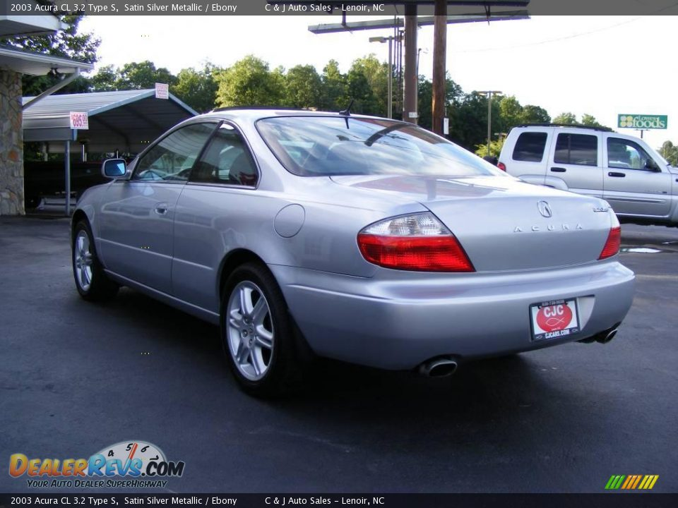 2003 Acura 3.2 CL Type-S photo - 9