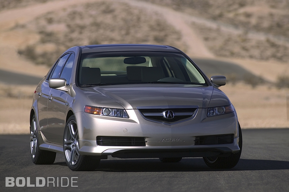 2004 Acura TL with ASPEC Performance Package photo - 10