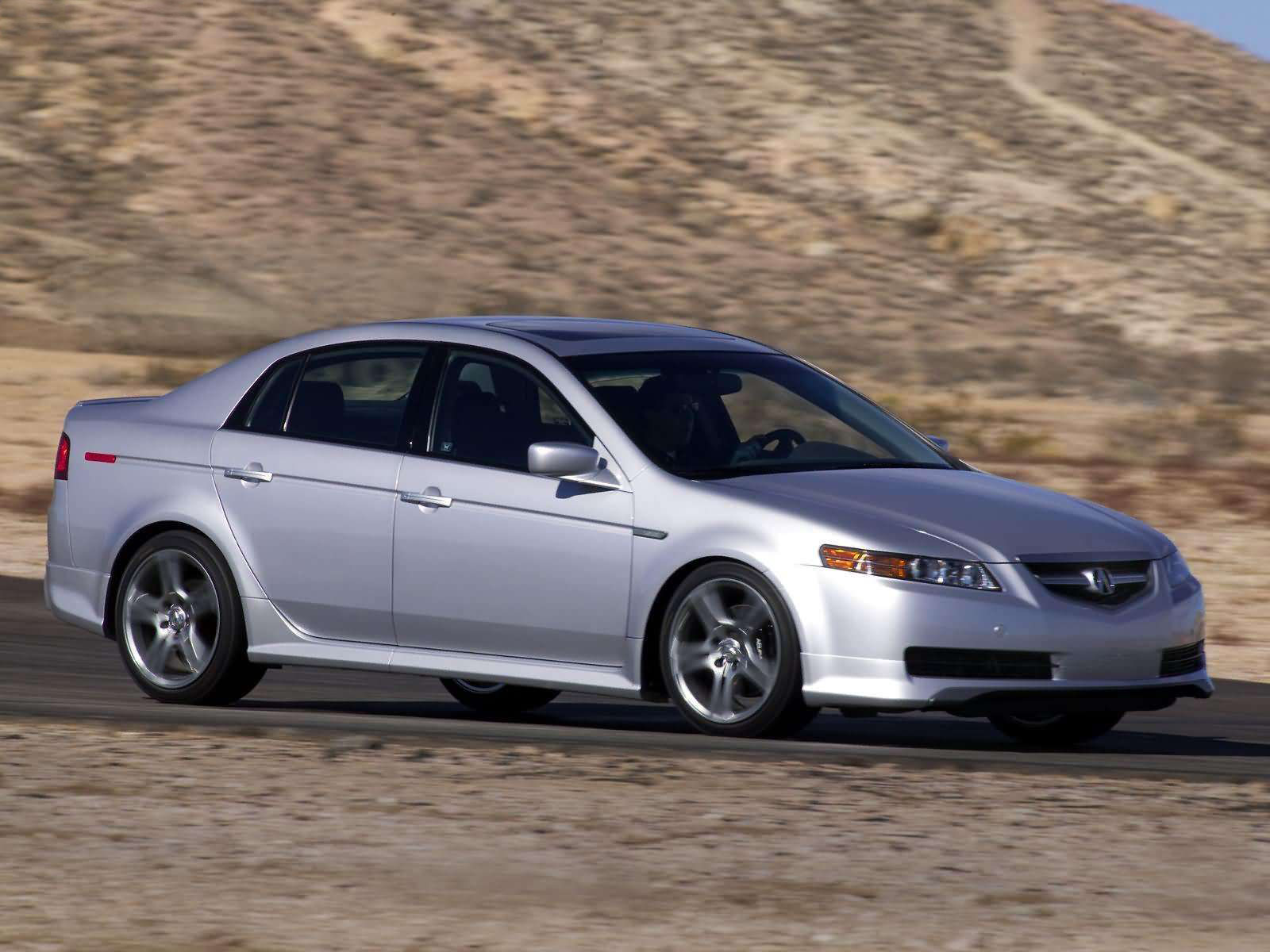 2004 Acura TL with ASPEC Performance Package photo - 12