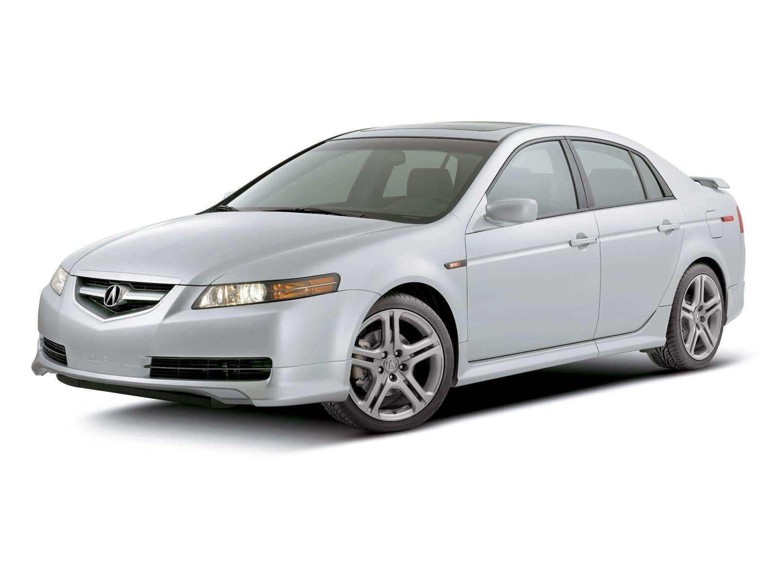 2004 Acura TL with ASPEC Performance Package photo - 2