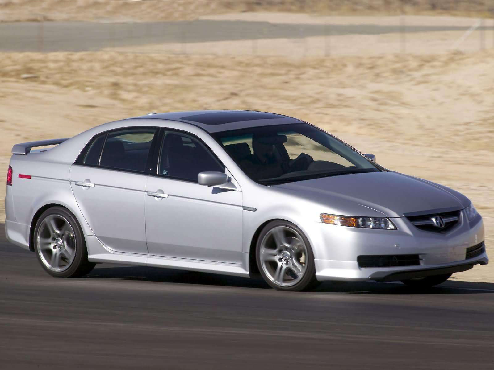 2004 Acura TL with ASPEC Performance Package photo - 3