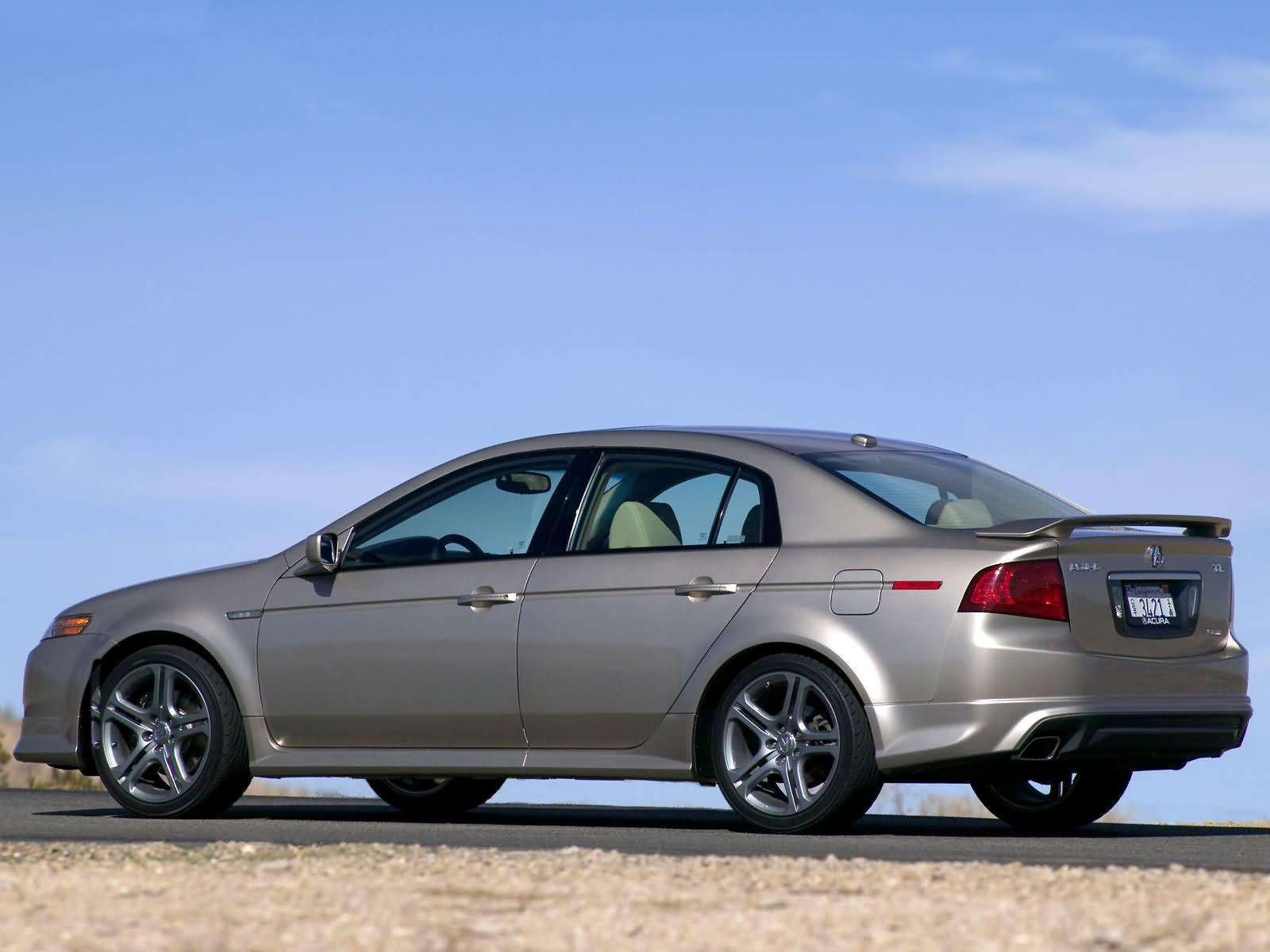 2004 Acura TL with ASPEC Performance Package photo - 4