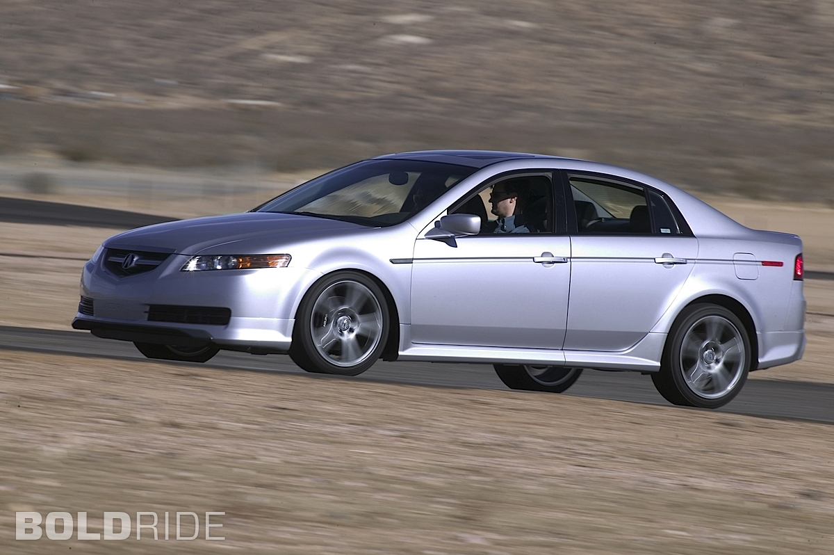 2004 Acura TL with ASPEC Performance Package photo - 6