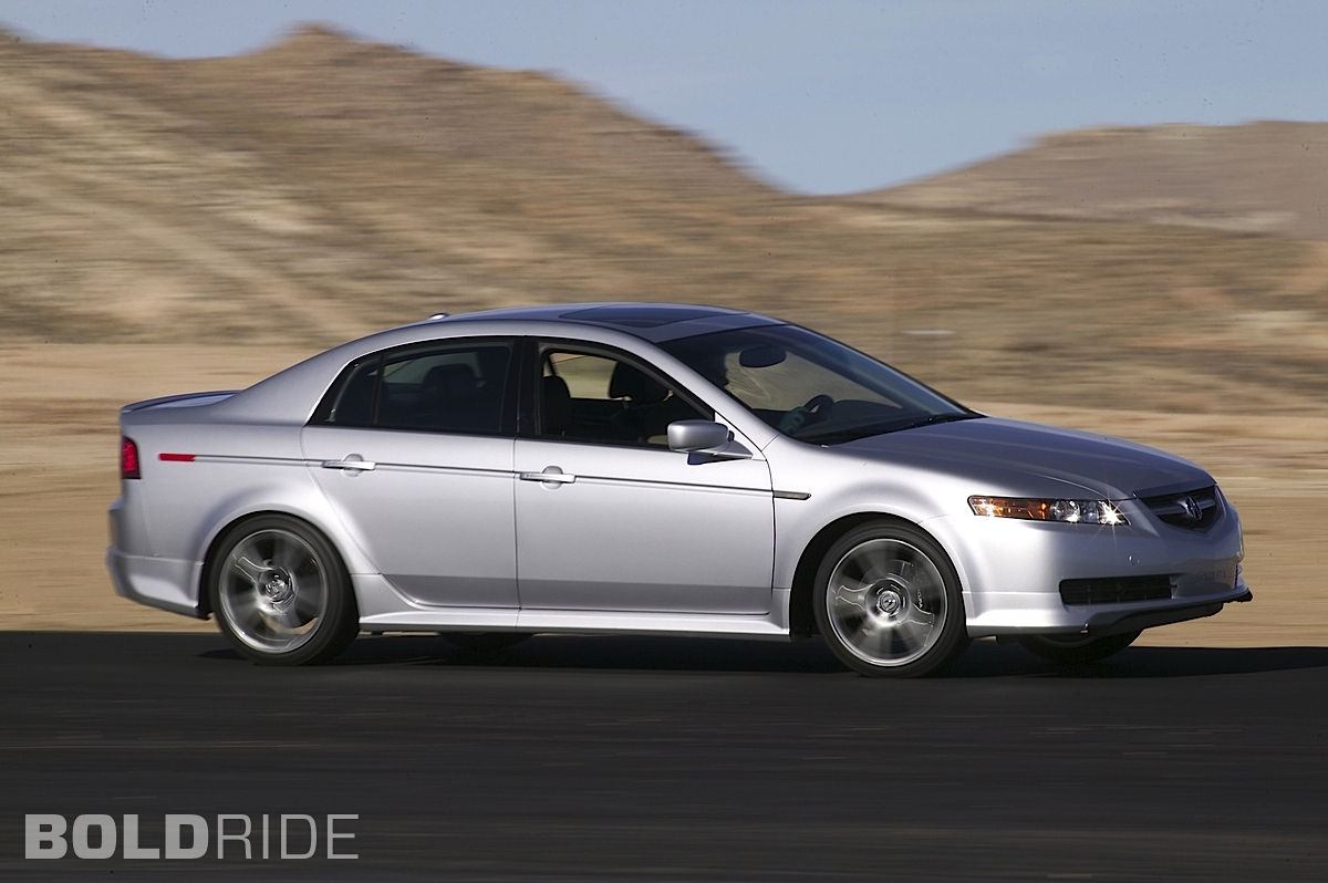 2004 Acura TL with ASPEC Performance Package photo - 7