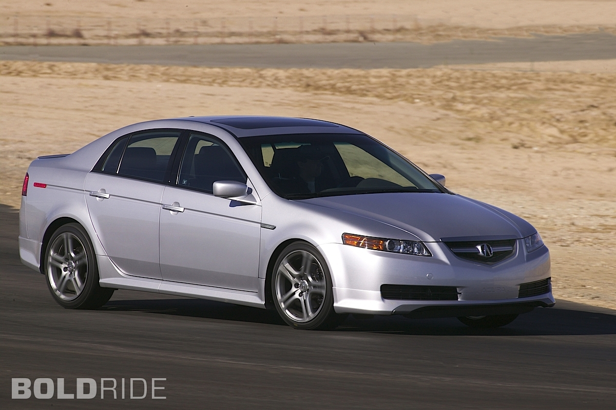2004 Acura TL with ASPEC Performance Package photo - 8