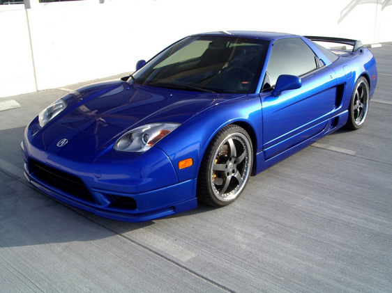 2005 Acura NSX photo - 11