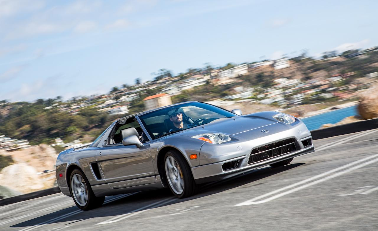 2005 Acura NSX photo - 12