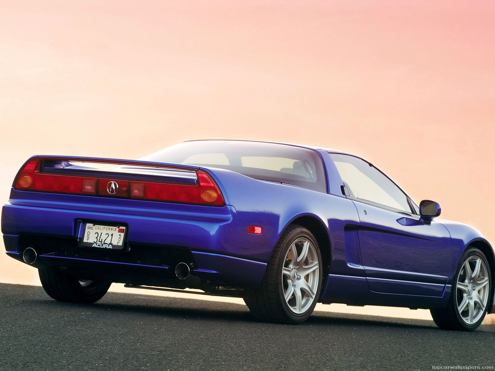 2005 Acura NSX photo - 2