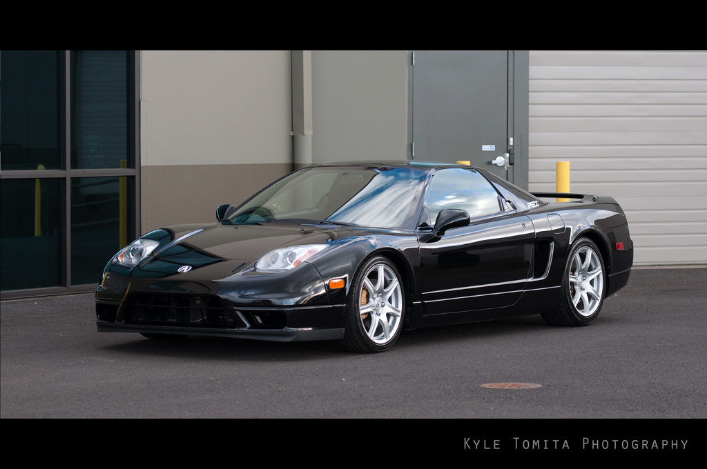Gallery For > 2005 Acura Nsx Black