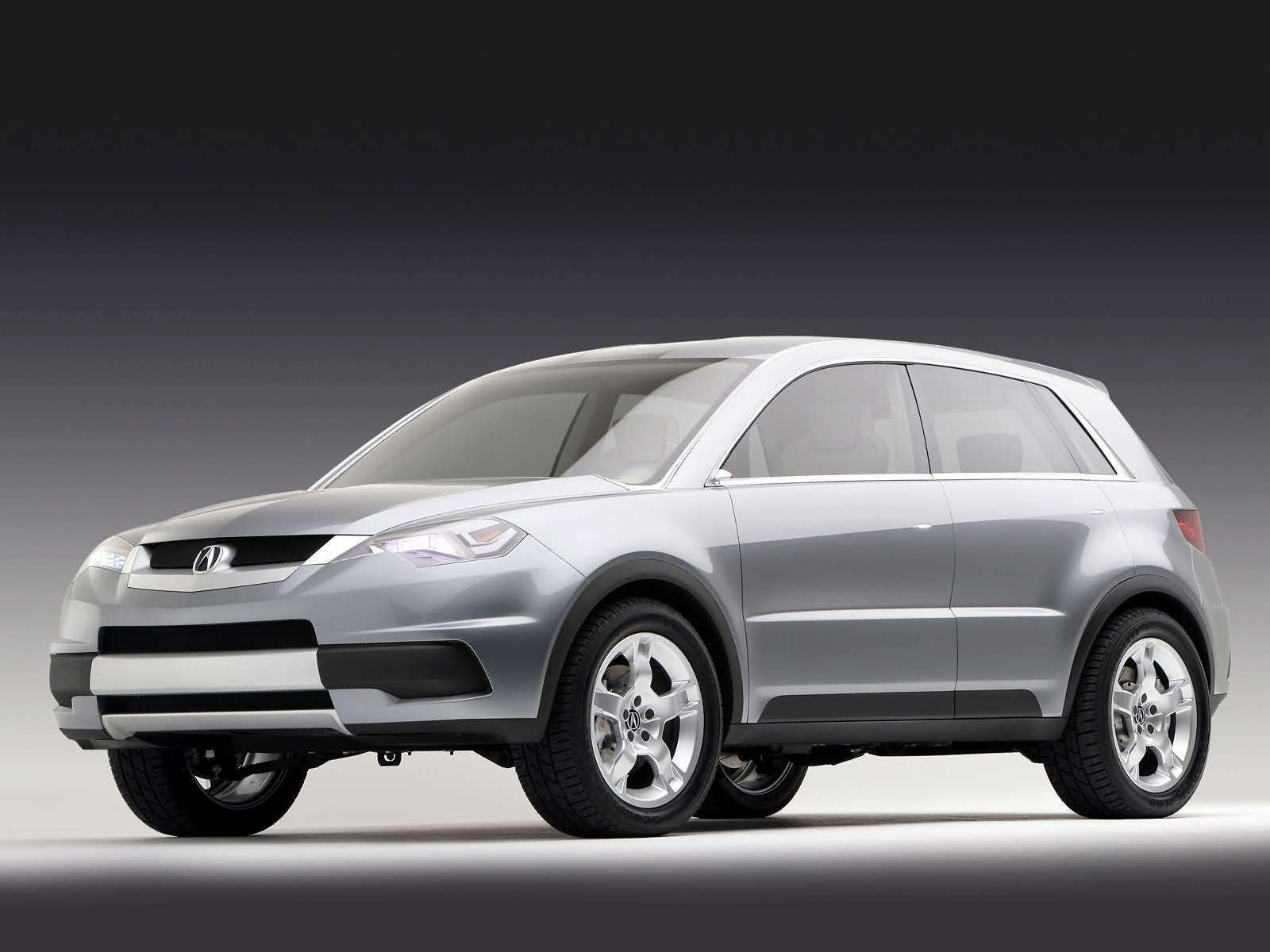 2005 Acura RDX Concept photo - 1