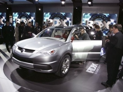 2005 Acura RDX Concept photo - 10