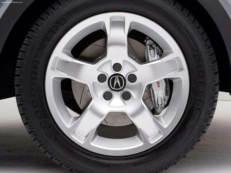 2005 Acura RDX Concept photo - 11