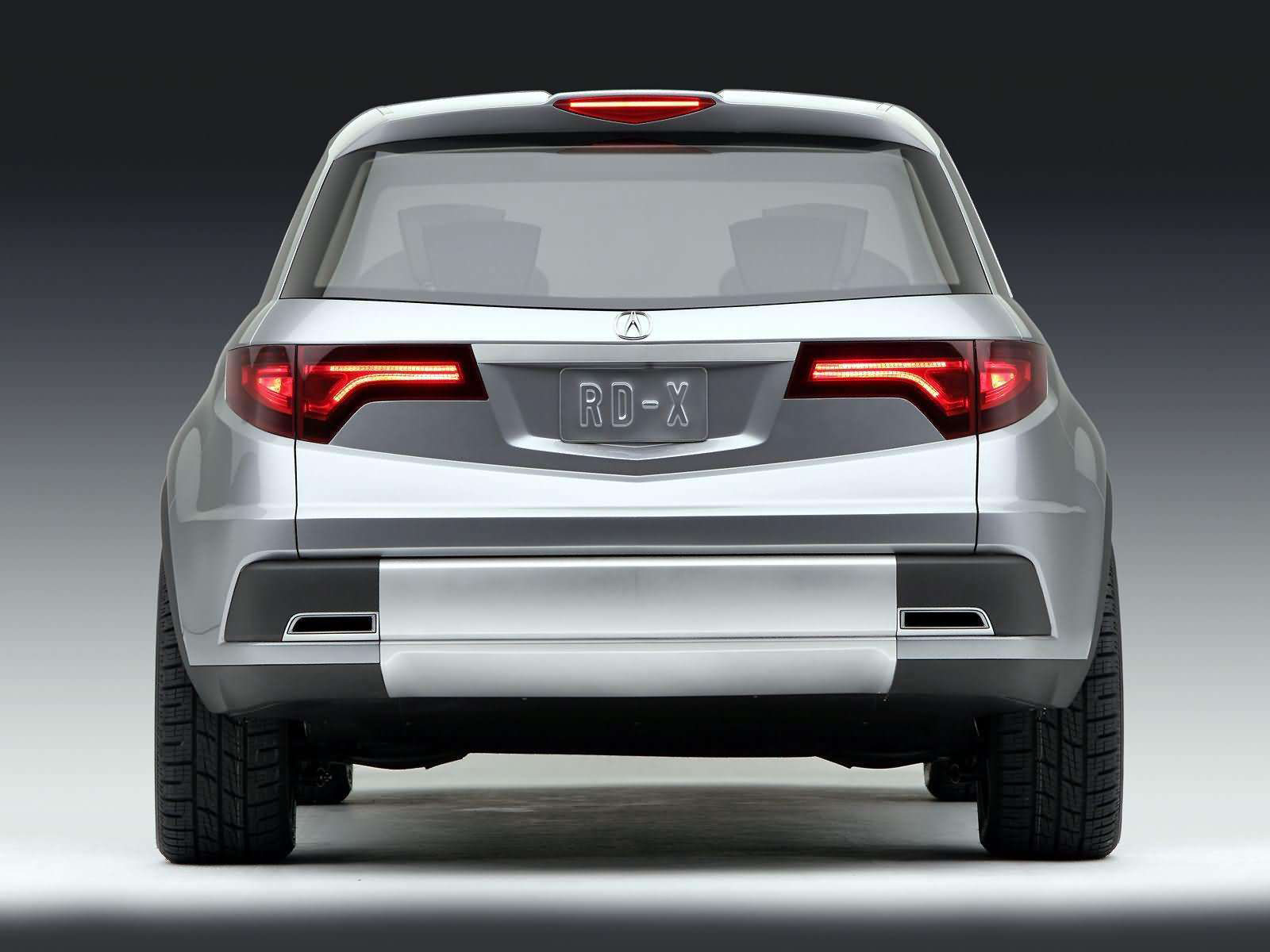 2005 Acura RDX Concept photo - 2