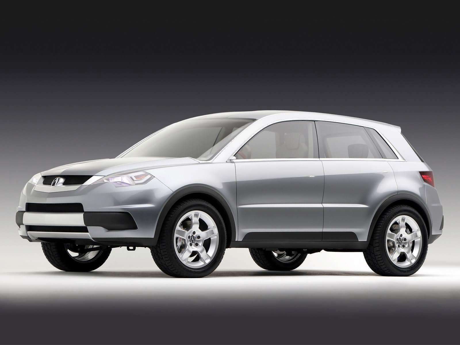 2005 Acura RDX Concept photo - 3