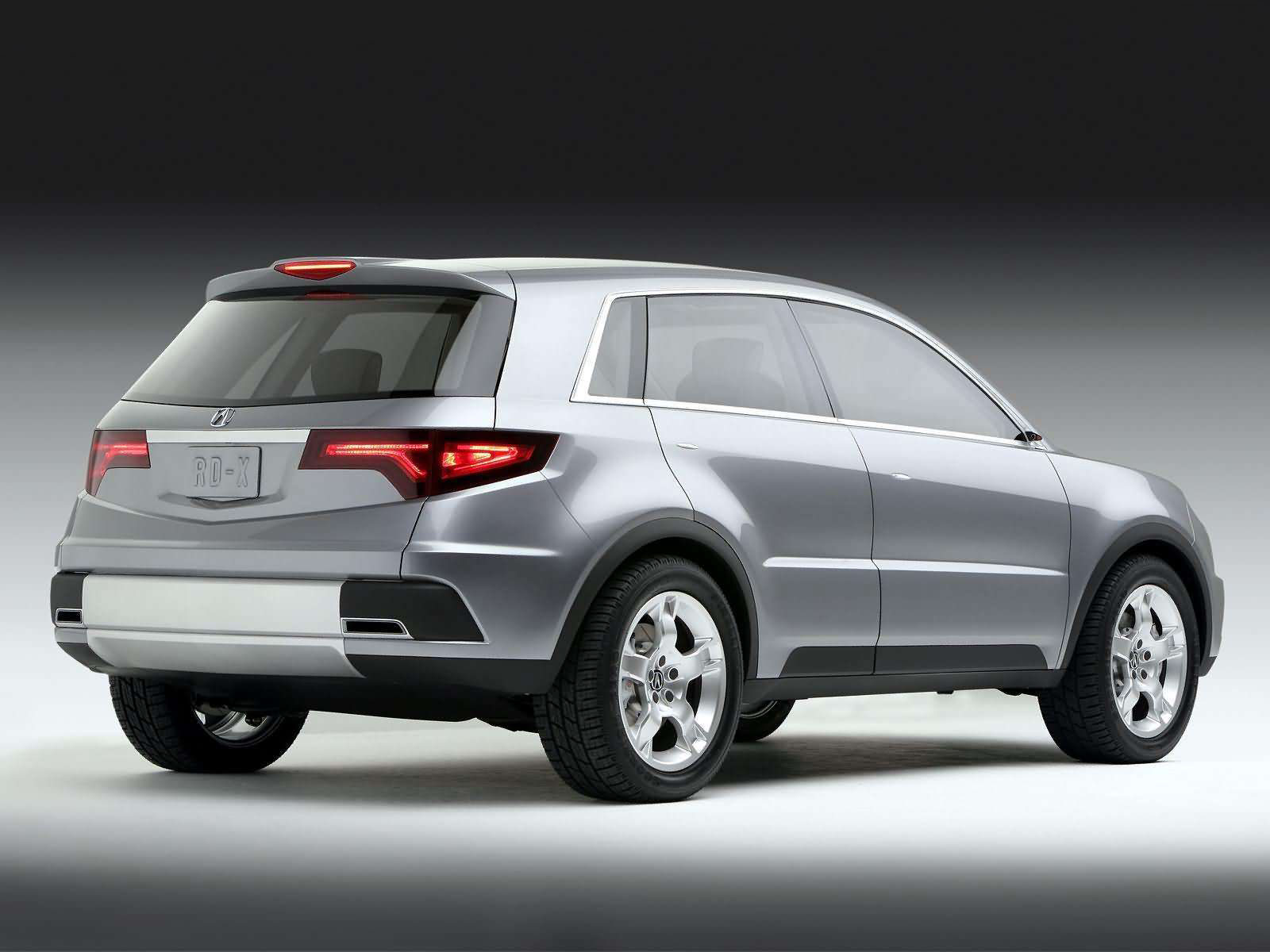 2005 Acura RDX Concept photo - 4