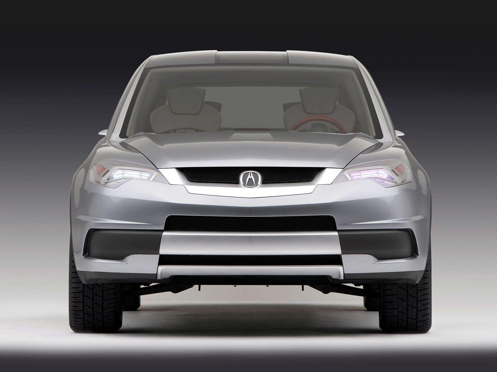 2005 Acura RDX Concept photo - 5