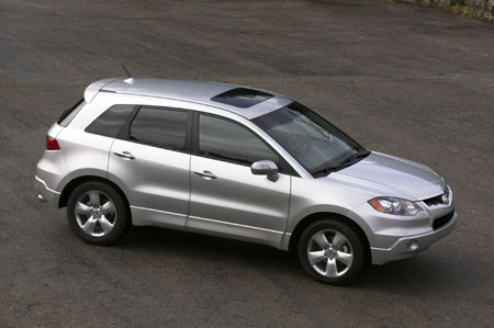 2005 Acura RDX Concept photo - 7