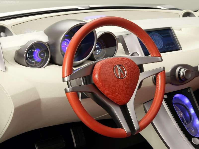 2005 Acura RDX Concept photo - 8