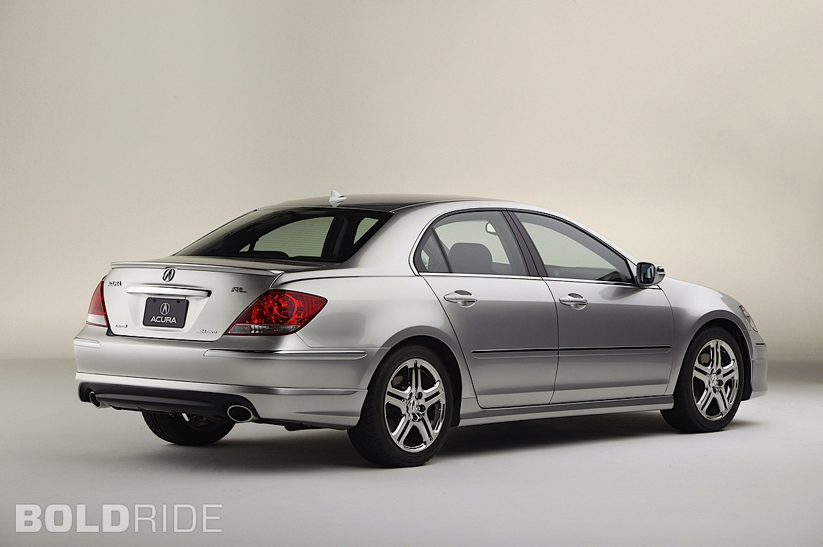 2005 Acura RL with ASPEC Performance Package photo - 2
