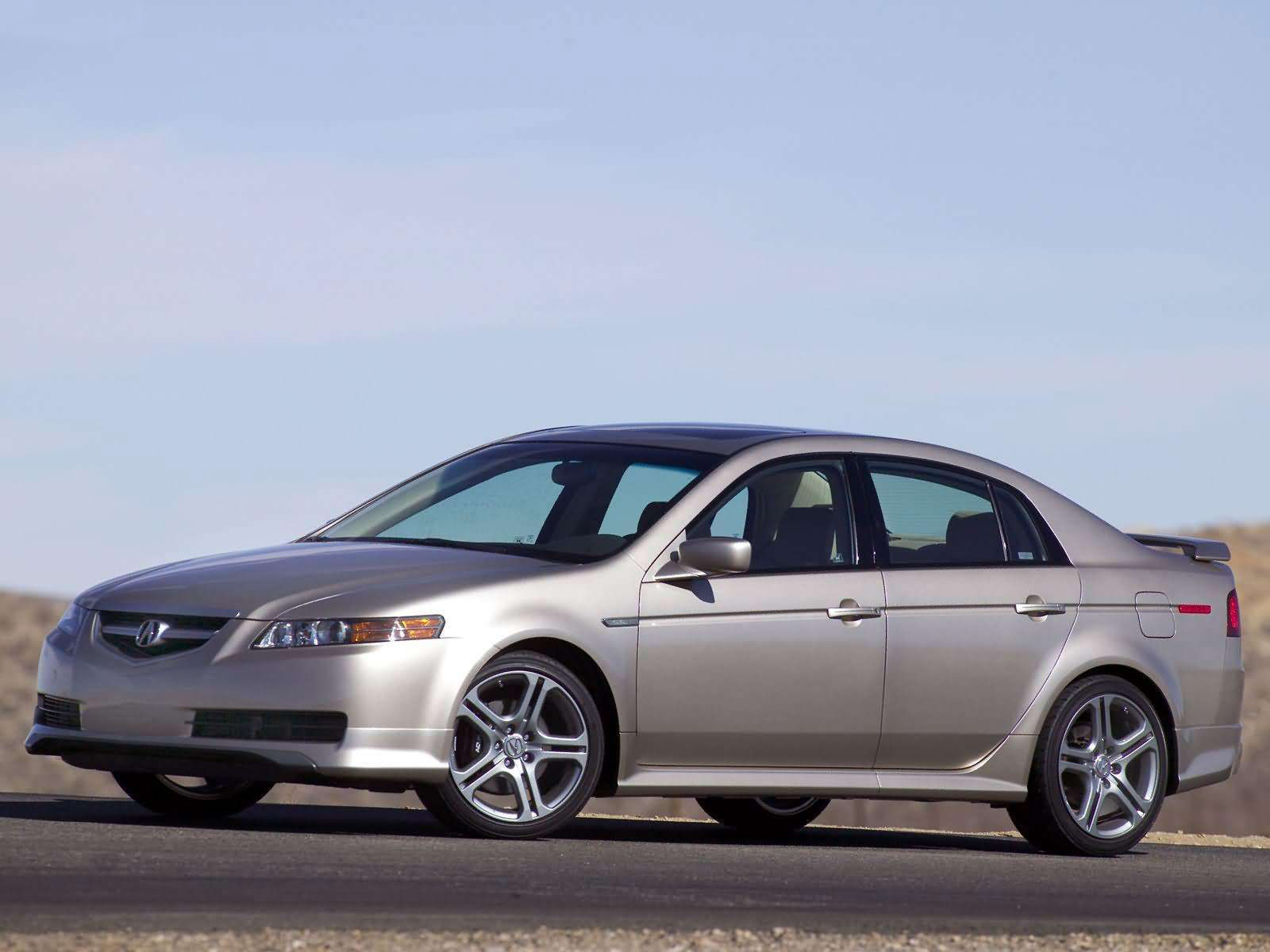 2005 Acura RL with ASPEC Performance Package photo - 7