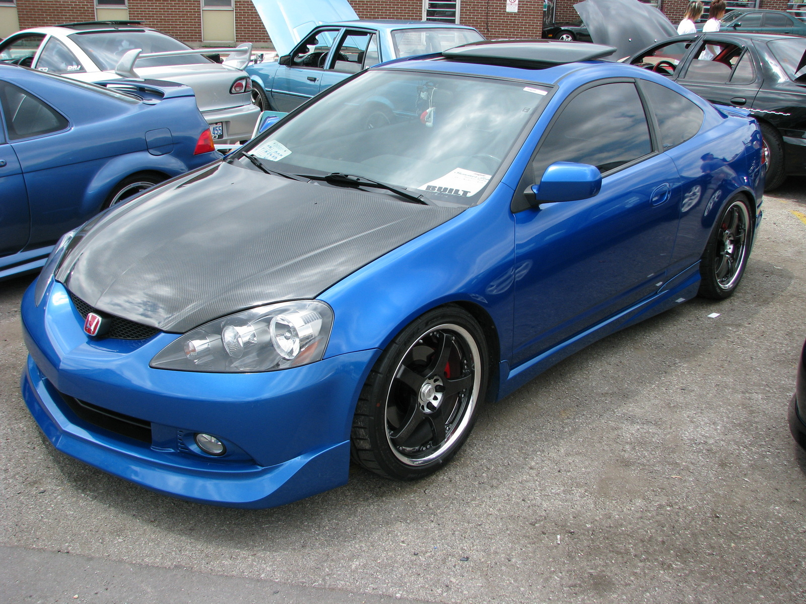 2005 Acura RSX Type-S photo - 10