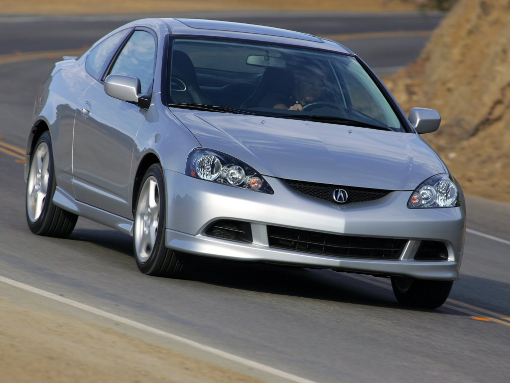 2005 Acura RSX Type-S photo - 11