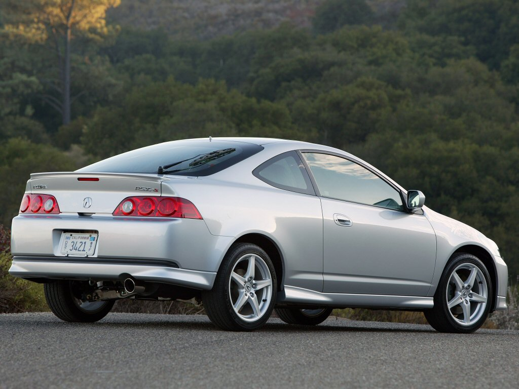 2005 Acura RSX Type-S photo - 3