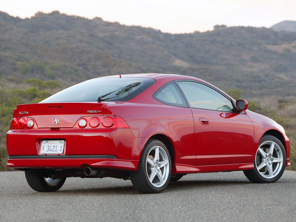2005 Acura RSX Type-S photo - 5