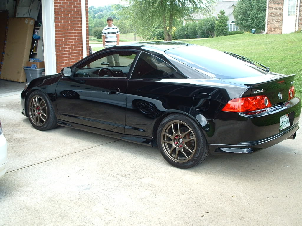 2005 Acura RSX Type-S photo - 6