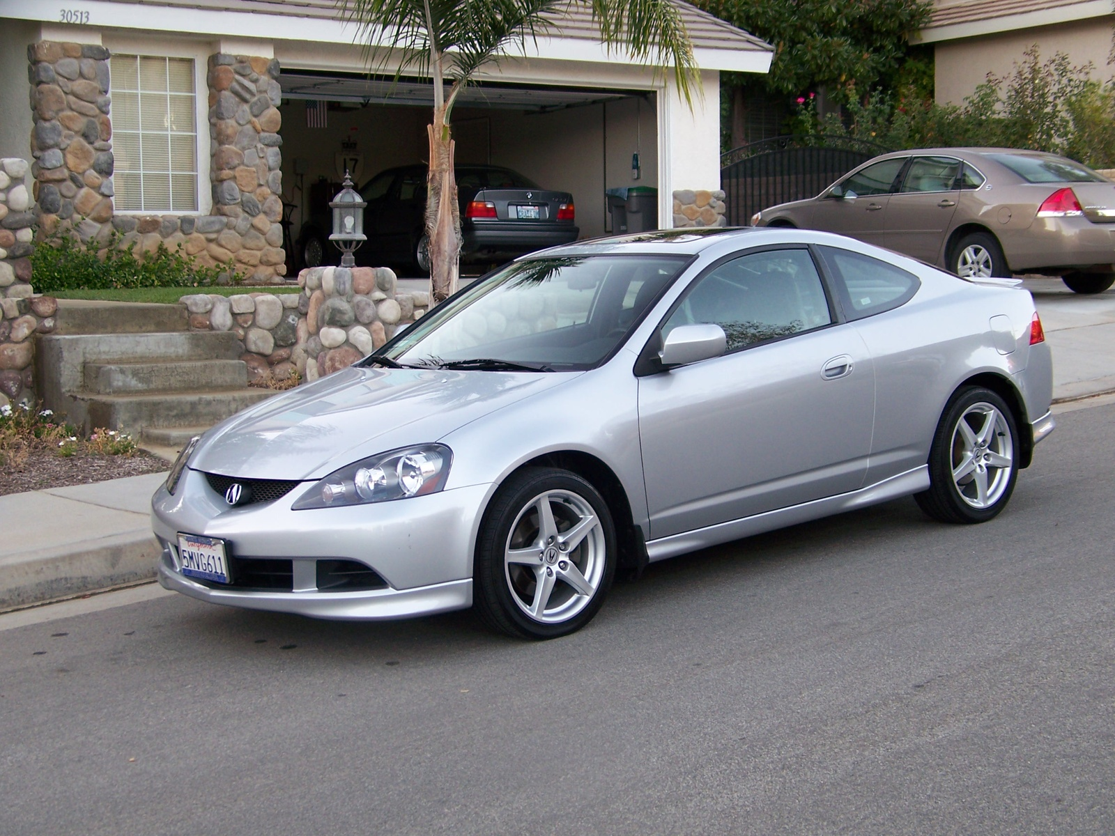 2005 Acura RSX Type-S photo - 7