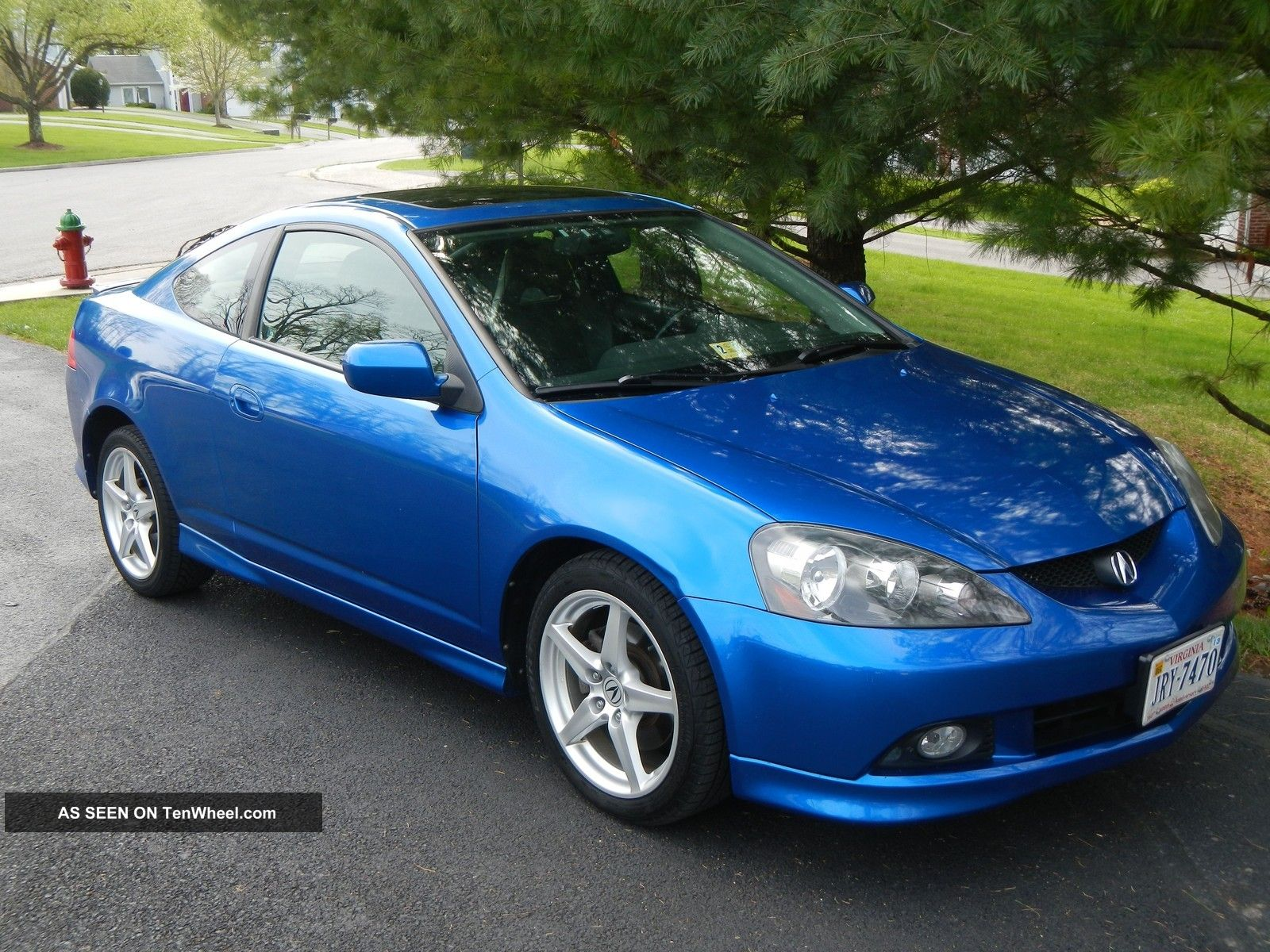 2005 Acura RSX Type-S photo - 9