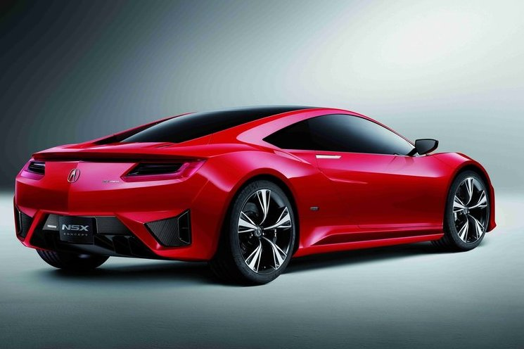 2012 Acura NSX Concept photo - 10