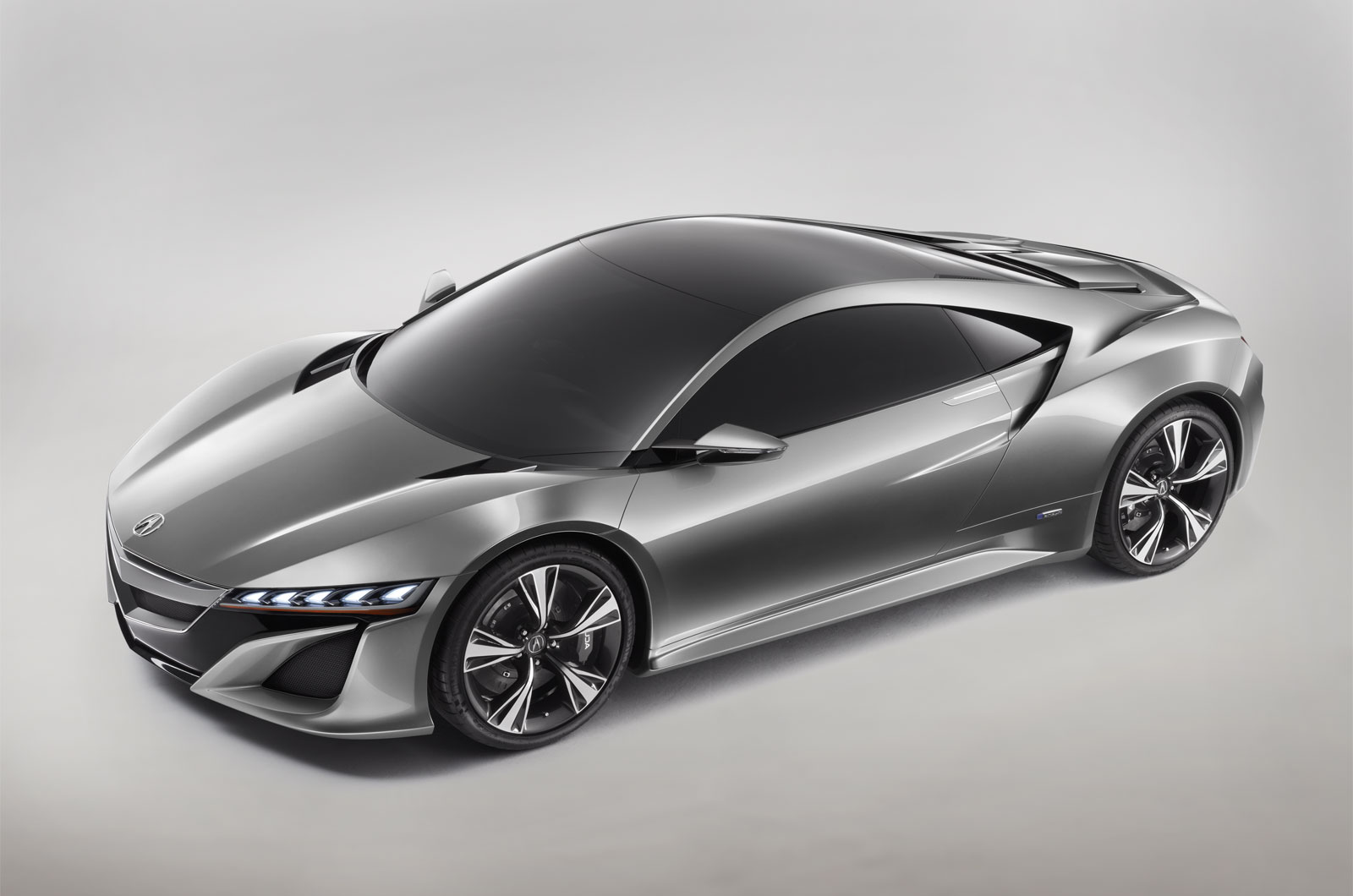2012 Acura NSX Concept photo - 11