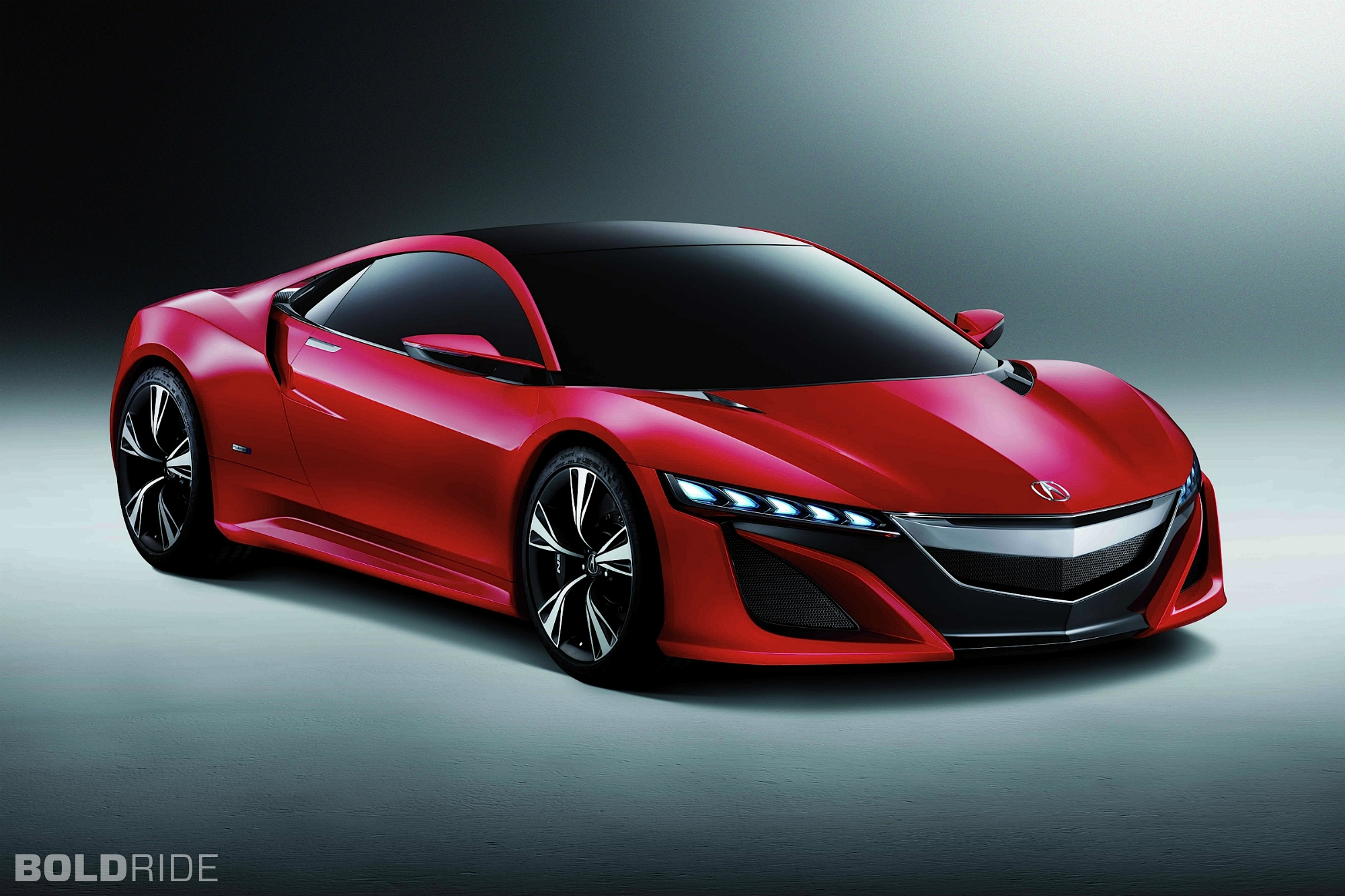 2012 Acura NSX Concept photo - 12