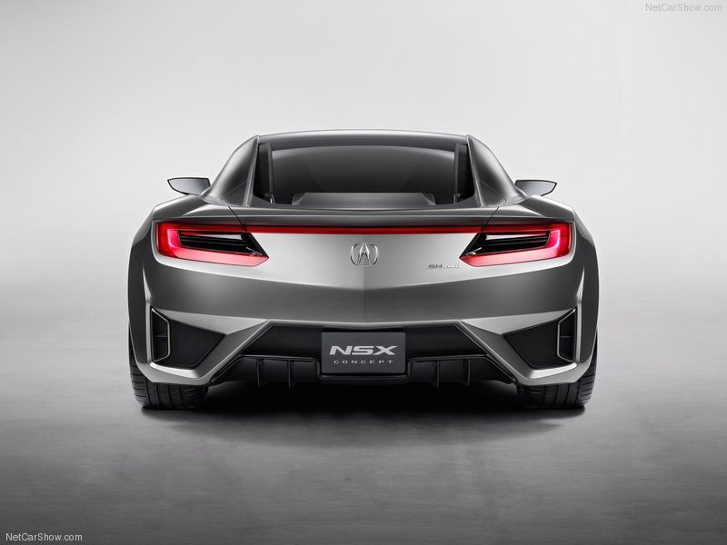 2012 Acura NSX Concept photo - 2