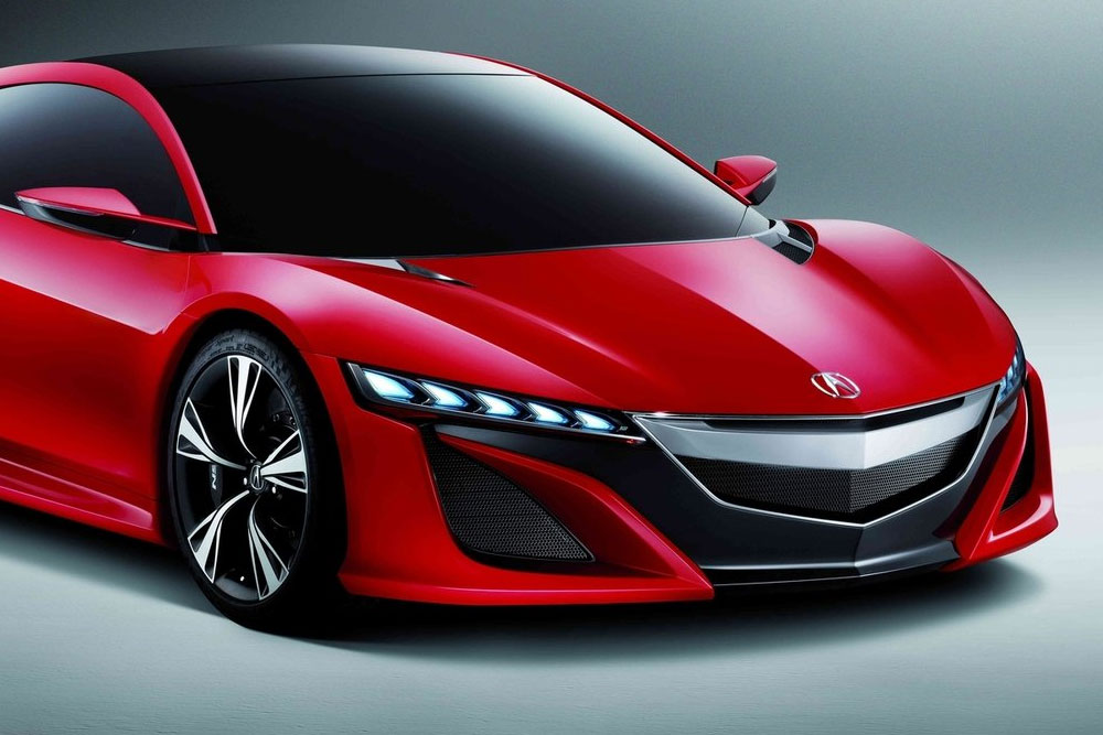 2012 Acura NSX Concept photo - 5