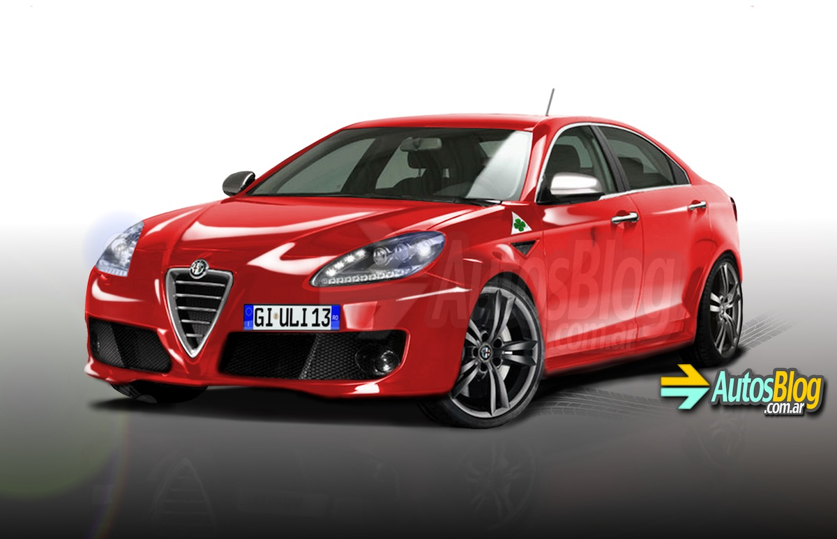 2015 Alfa Romeo Giulietta photo - 2