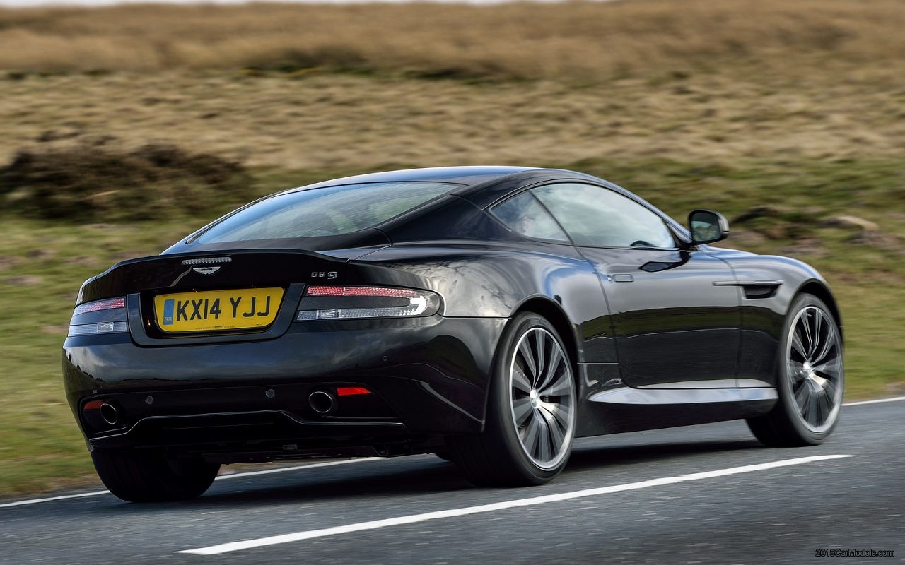 2015 Aston Martin DB9 photo - 1