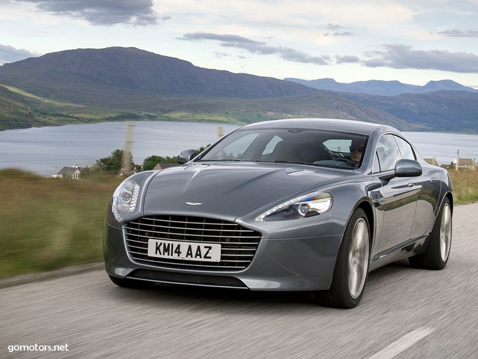 2015 Aston Martin Rapide S photo - 2