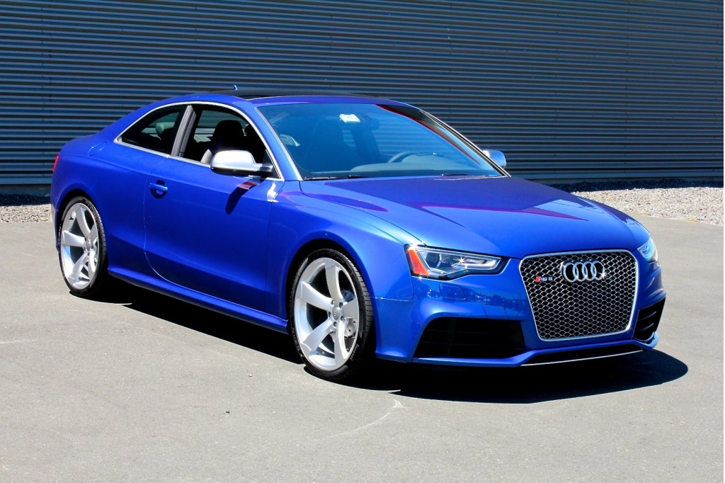 2015 Audi RS 5 Coupe photo - 1