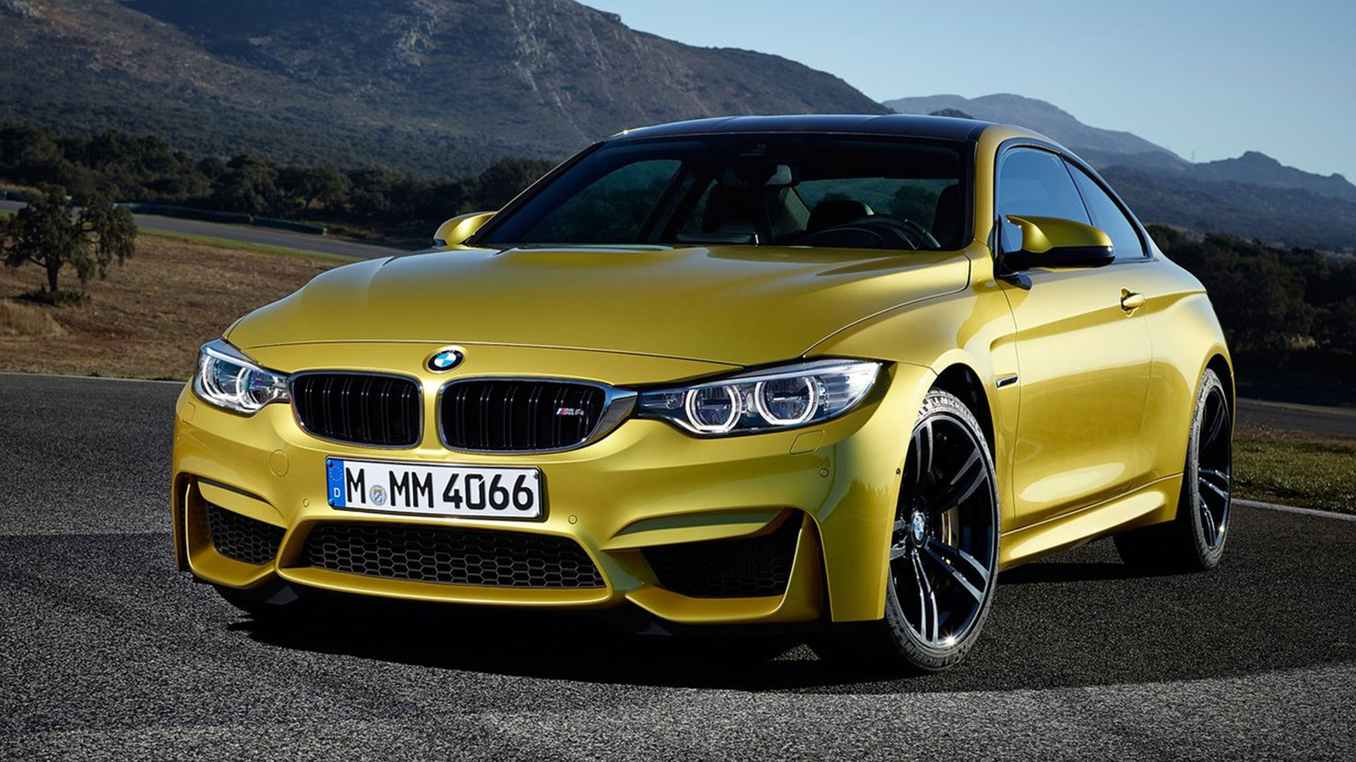 2015 BMW M4 Coupe photo - 2