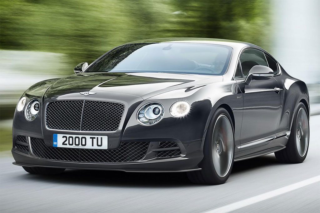 2015 Bentley Continental photo - 1