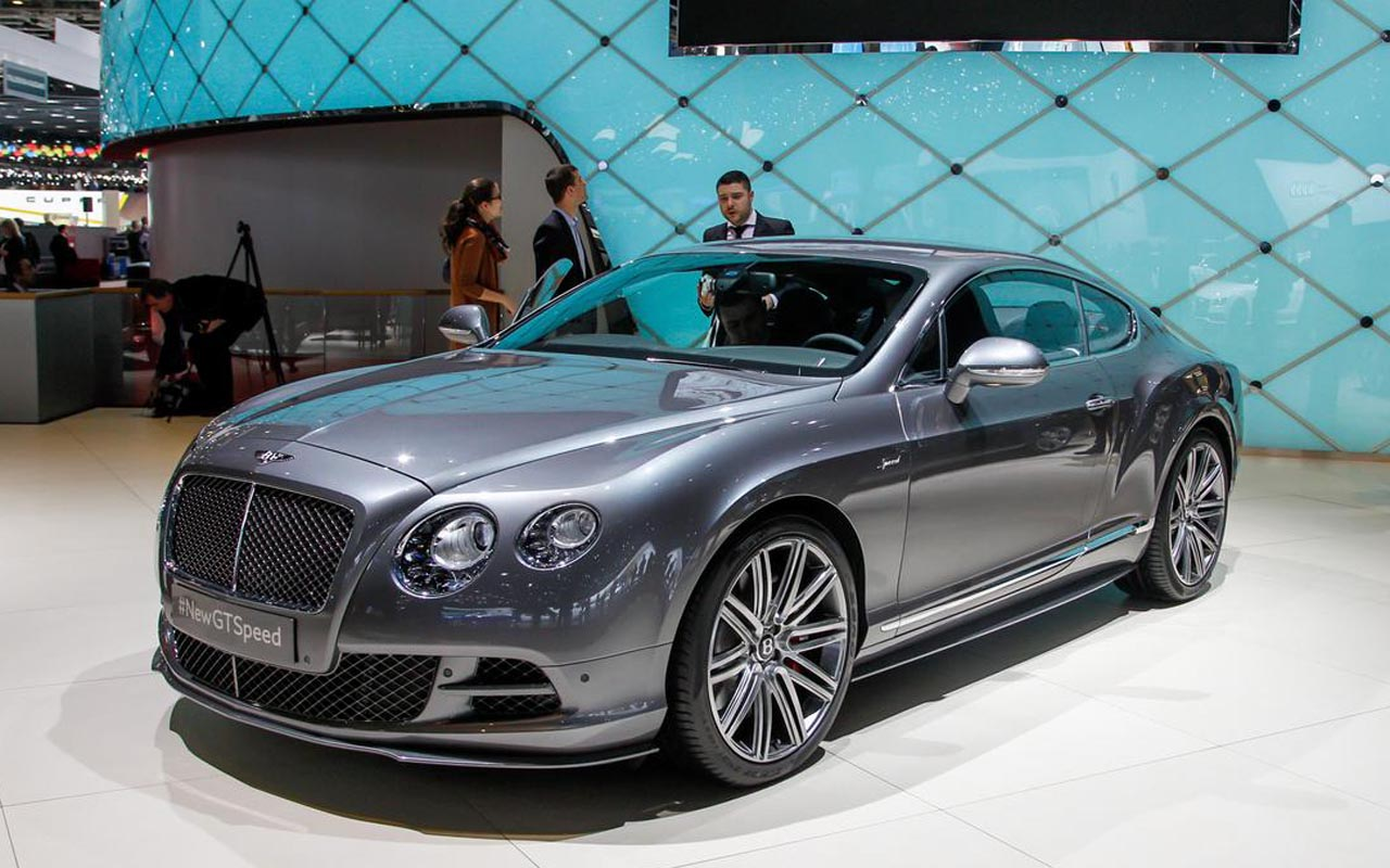 2015 Bentley Continental photo - 2