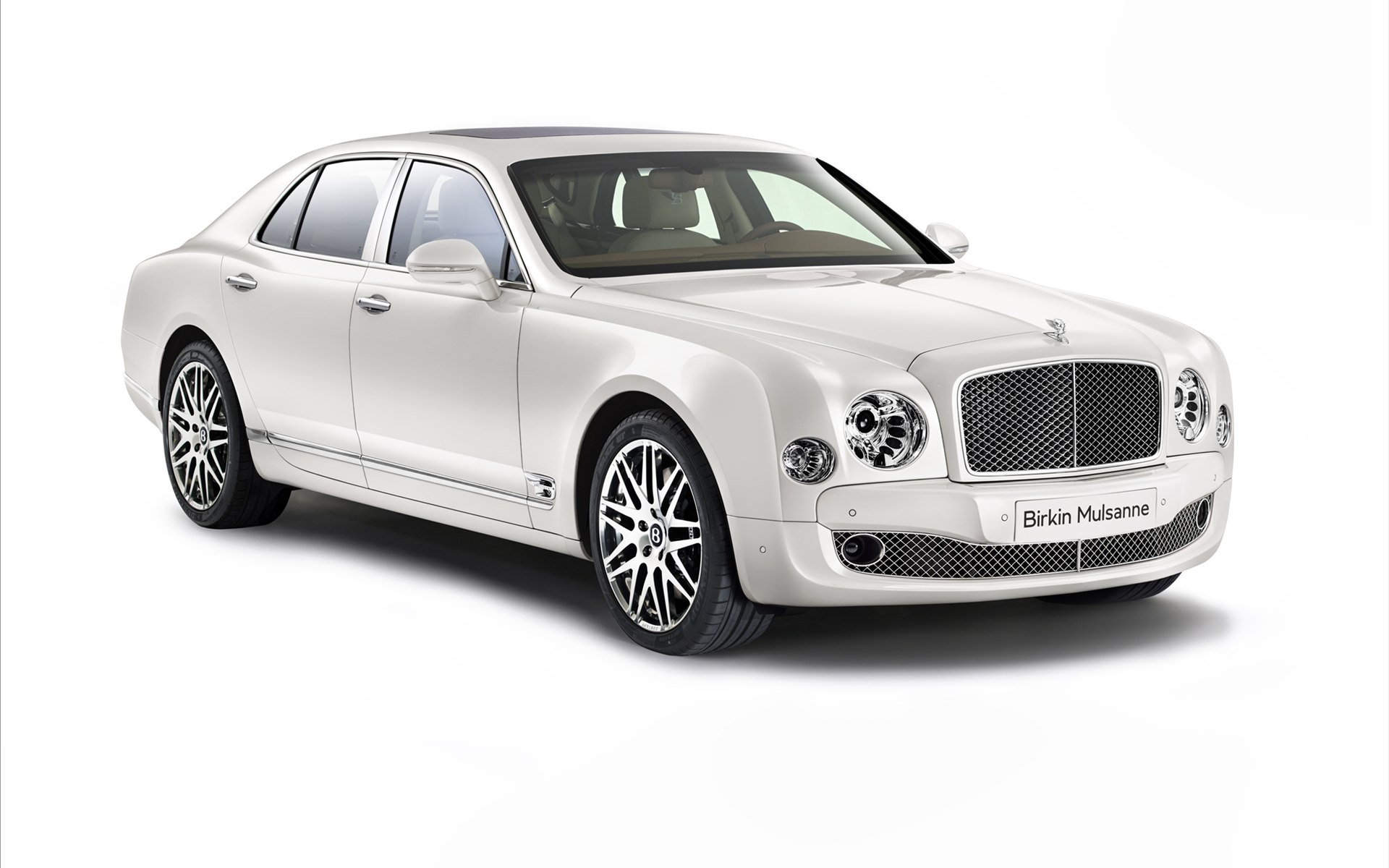 2015 Bentley Mulsanne photo - 1