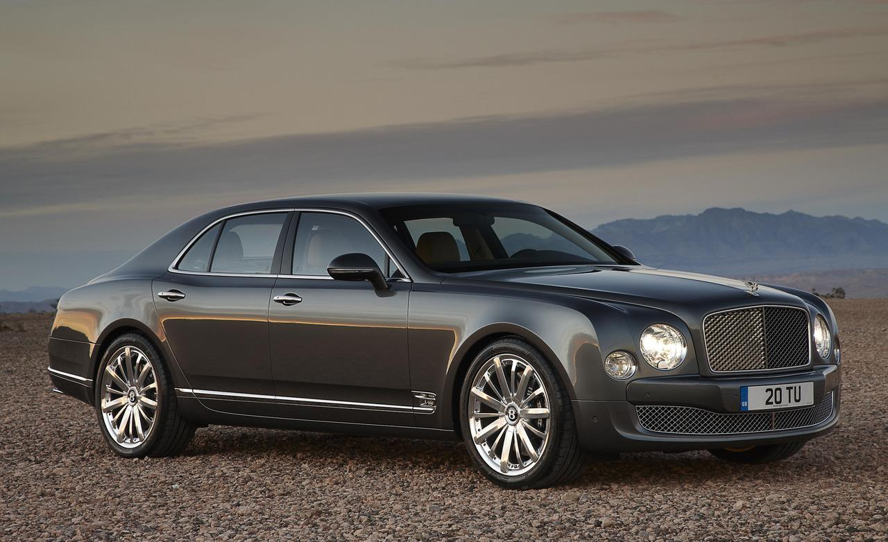 2015 Bentley Mulsanne photo - 2