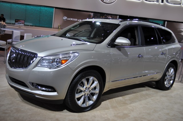 2015 Buick Enclave photo - 2